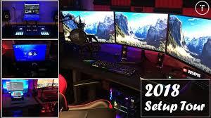 ultimate home office. 2018 Ultimate Home Office \u0026 Setup Tour S
