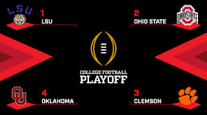 College Football Playoff Loaded Field Makes For Juicy