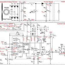 complete electrical schematic scientific diagram complete electrical schematic