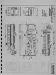 school bus models Thomas Wiring Diagrams thomas 41 passenger with wheelchair lift thomas bus wiring diagrams for the alt