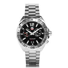 tag heuer formula 1 watches the watch gallery® tag heuer formula 1 quartz stainless steel mens watch waz111a ba0875
