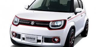 new car launches in germanyMaruti Suzuki Ignis Mini SUV Launches in Germany in 2016