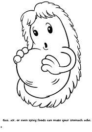 Small Picture Germ Coloring Page Coloring Home