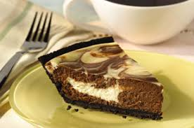 chocolate marble cheesecake. Exellent Marble Chocolate Swirl Cheesecake Recipe Intended Marble