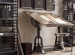 industrial style office desk. 12 Industrial Desks You\u0027ll Want For Your Home Office Style Desk