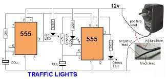 wiring diagram for traffic light the wiring diagram electronica 555 wiring diagram · stop light
