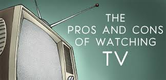 advantages and disadvantages of watching television reelrundown pros and cons of watching television