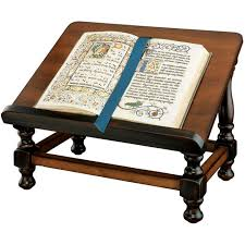 Wooden Book Stand For Display Wooden Book Easel Stand Hard Wood Antique Replica Bible Read 40