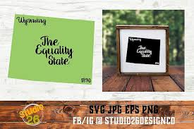 These svg images were created by modifying the images of pixabay. Wyoming State Nickname Est Year 2 Files Svg Png Eps Wyoming State Wyoming Svg