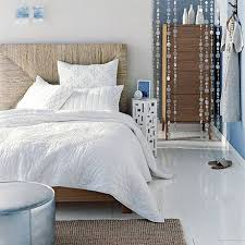 handwoven rope headboard + wood bed frame ($359 + $279) - this is the basic  wood base frame