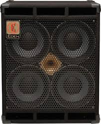 4x10 Guitar Cabinet Eden D410xlt Bass Cabinet 700 Watts 4x10 4 Ohms
