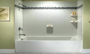 subway tile bathtub bathtubs cool tub surround trim ideas bathtub surrounds wall bathtub surround ideas chic