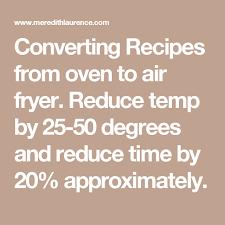 Air Frying 101 Cooks Air Fryer Air Fryer Oven Recipes