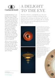 Casa De Luce Lighting Decor Magazine By Clearvision Marketing Issuu