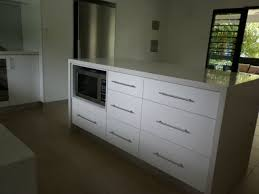 microwave in island. Small Kitchen Island Microwave Under Bench Pinterest In I