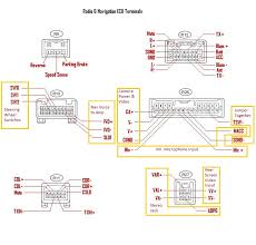 2003 toyota tundra radio wiring diagram images wiring diagram on toyota navigation wiring diagram diaram for vehile