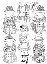 Small Picture 17 best paper dolls images on Pinterest Vintage paper dolls