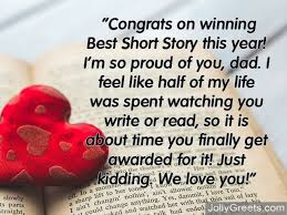 Another Word For Congratulations What To Write In A Winning An Award Card Congratulations On