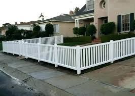 front yard fence. Front Yard Fence Height Gallery South Bay Ca Contractor Vinyl .