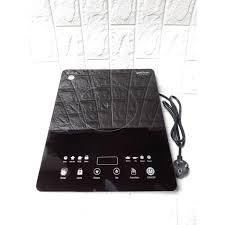 Bếp điện từ đơn cảm ứng Goldsun BA2102GT tặng kèm nồi lẩu
