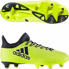 adidas x 17 3. adidas x 17.3 soft ground junior football boots - yellow 17 3