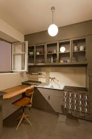contemporary kitchen office nyc. New Design For Kitchen Designing A Margarete Schtte Lihotzky Austrian 18972000 Frankfurt From Contemporary Office Nyc