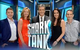 Media Ten Network Tank Spy - Shark