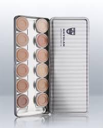 kryolan pallet cosmetic makeups at salon cleo phoenix 0315002353
