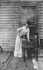 woman washing clothes by hand. Contemporary Hand FileStateLibQld 1 70375 Woman Handwashing Clothes On The Veranda Of A  House 1902 Throughout Washing Clothes By Hand E