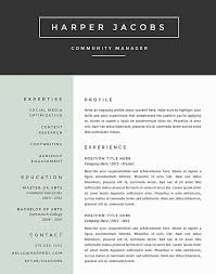 best format for resumes