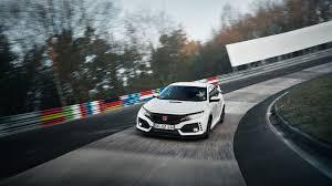 2017 Honda Civic Type R captures Nurburgring lap record - Roadshow