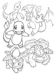 Kleurplaten Pokemon Lucario