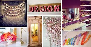 40 Stunning Ideas For A Teen Girl's Bedroom For 40 Delectable Teen Bedroom Designs