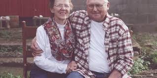 ANNIVERSARY: Gerald and Janet Schneider