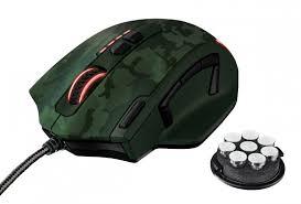<b>Trust</b> - Buy Mouse <b>TRUST GXT 155C</b> Caldor Gaming Mouse - green ...