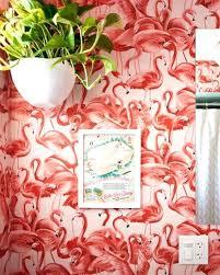 flamingo bathroom vintage inspired accessories set pink bath decor s flamingo bathroom accessories