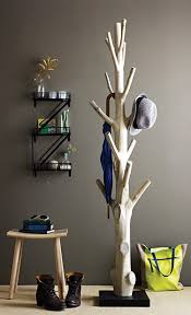 Coat Rack Hanger Stand Awesome DIY Inspiration Branch coat rack Coat racks Coat hanger 96