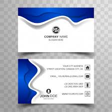 business card background modern business card background vector free download