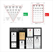 Sample Eye Chart Template 11 Free Documents Download In Pdf