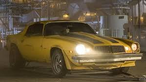 Bumblebee, being the popular character he is, was one of the first five characters inducted into the hall in 2010, during a ceremony at botcon; Rob S Movie Muscle The 1977 Camaro Z 28 From Transformers