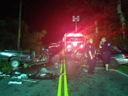 4 hospitalized after serious crash near forest hill officials 0