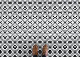 modern victorian tile effect flooring