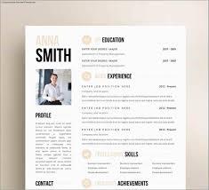 Creative Resume Templates Free Download Word Unique Creative Resume