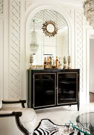 Roundup 11 diy home office Monday Motivation Classy Glam Bar Cabinet Styling Roundup On Coco Kelley Coco Kelley Roundup 28 Stylish Bar Cabinets Coco Kelley Coco Kelley
