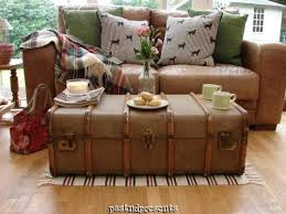 Enchanting Suitcase Coffee Table The 25 Best Ideas About Trunk Coffee Tables  On Pinterest Rustic