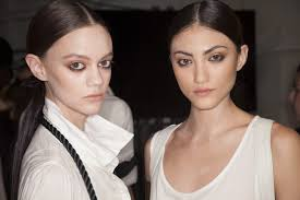 nicholas k ss16 runway show makeup trends 2017 2018 stila cosmetics sarah lucero artist