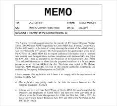 Memo Format Templates An Interdepartmental Memo 12 Templates Ricard Templates
