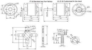sunnysky x2212 kv2450 ii brushless motor
