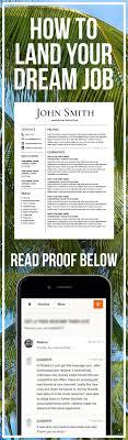 The 25 Best Best Resume Template Ideas On Pinterest Best Resume