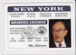 Fake Ny Novelty York License New Drivers Greenspan Alan
